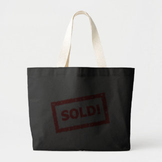 Sold! Tote Bag