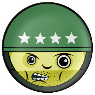 Soldier Face Plate