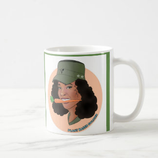 Soldier girl mug