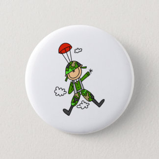 Soldier Jumper 6 Cm Round Badge
