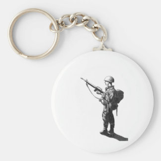 Soldier Key Chains