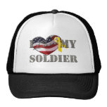 Soldier Love Hats