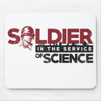 Soldier Mouse Pad