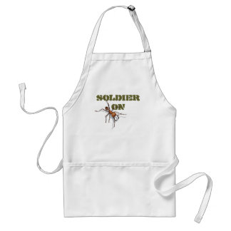 Soldier On Apron