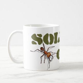 Soldier On Mug