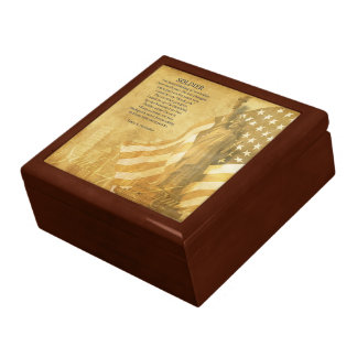 Soldier Poetry Collector Gift Box