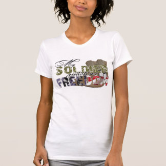 Soldier Protects Our Freedom T-shirts
