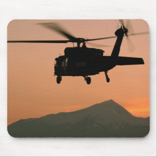 Soldier s Silhouette 22 Mouse Pads