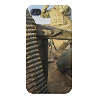 soldier scouts for enemy activity iPhone 4 covers