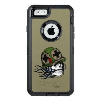 Soldier Skull OtterBox Defender iPhone Case