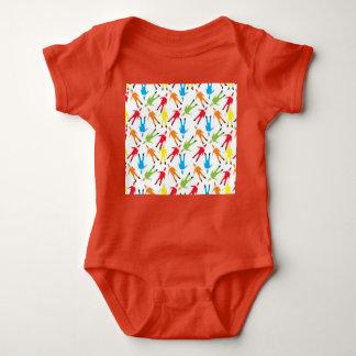 soldier vest baby bodysuit