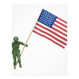 SoldierAmericanFlag072509 Flyers