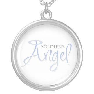 Soldier's Angel Pendants