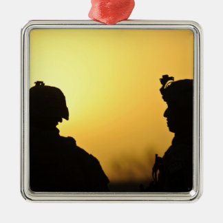 soldiers christmas ornament