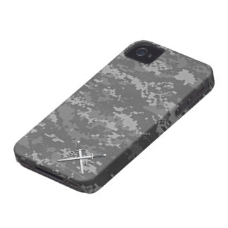 Soldiers & Commanders Logo Camouflage Case