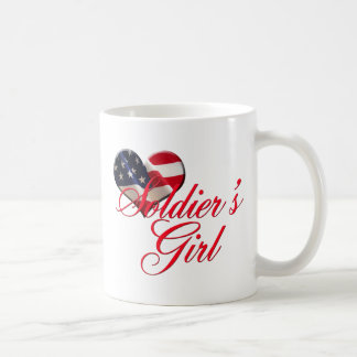 Soldier's Girl Classic White Coffee Mug