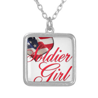 soldier's girl necklace