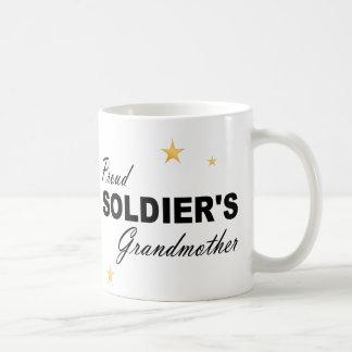 soldiers grandmother coffee mug
