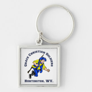 Soldiers Key Chain