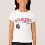 Soldier's Little Girl Tshirt