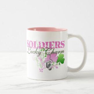 Soldiers Lucky Charm Mug