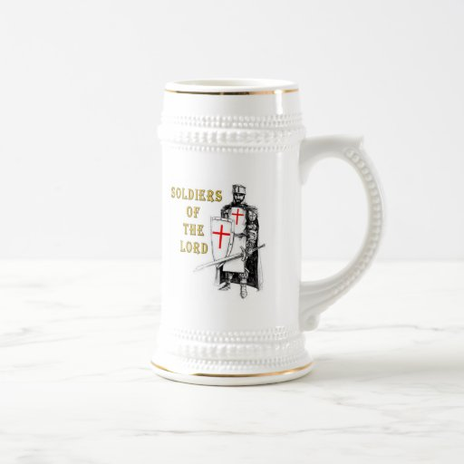 SOLDIERS OF THE LORD COFFEE MUGS