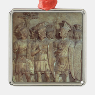 Soldiers of the Praetorian Guard, relief Christmas Ornament
