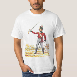 Soldiers of the Queen, Royal Regiment of foot T-shirt