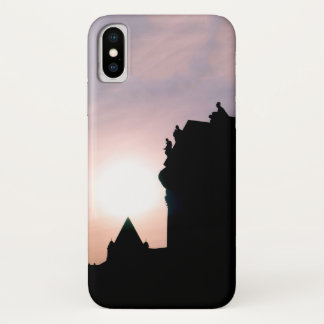 Soldiers on the Roof, Berlin iPhone X Case