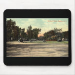 Soldiers Place, Buffalo NY 1908 Vintage Mouse Pads