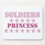 Soldiers Princess Mouse Pad