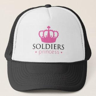 Soldiers Princess Trucker Hat