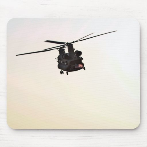 Soldier's Silhouette 16 Mousepad