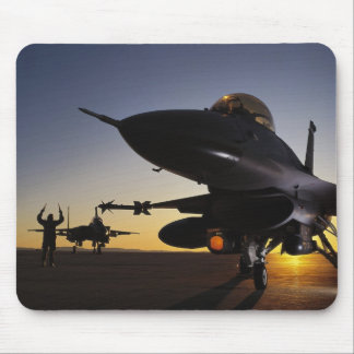 Soldier's Silhouette 23 Mouse Pad