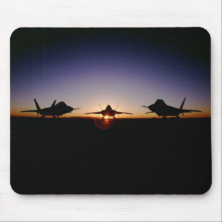 Soldier's Silhouette 26 Mouse Pad