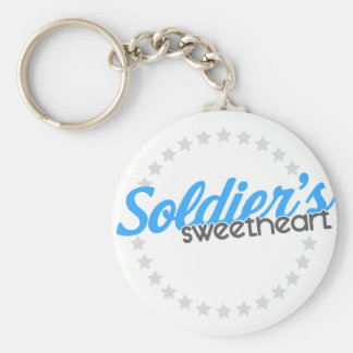 Soldier's Sweethearts Key Chain