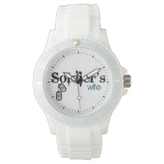 Soldier's Wife Wrist Watches