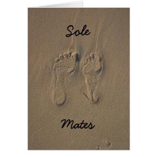 , Sole, Mates Card