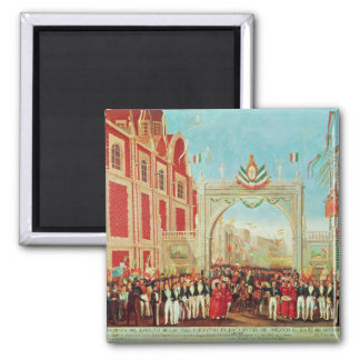 Solemn and Peaceful Entry of the Army Magnet