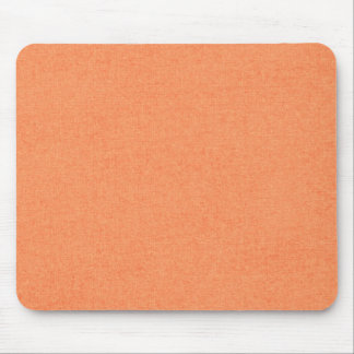 solid03 LIGHT ORANGE PEACH SOLID COLOR DIGITAL WAL Mouse Mat
