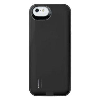 SOLID BLACK (total color coloration, dude!) ~ iPhone 6 Plus Case