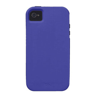 Solid Blue Color iPhone 4/4S Case-Mate Case iPhone 4/4S Cases