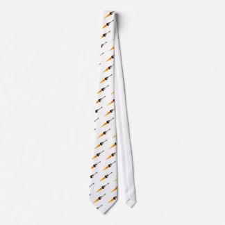 Solid Blues Tie