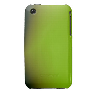 Solid Bright Green iPhone 3 Case-Mate Cases