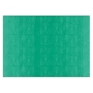 Solid Color: Caribbean Green Cutting Boards