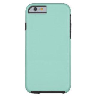 Solid Color Mint Tough iPhone 6 Case