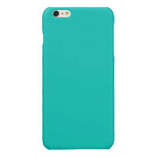 Solid Color: Teal iPhone 6 Plus Case