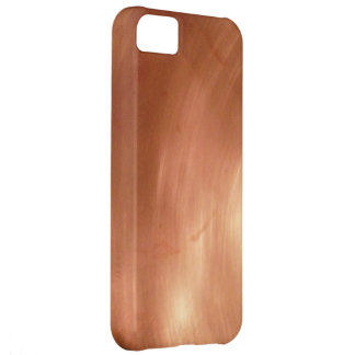 Solid Copper Photograph As iPhone Case