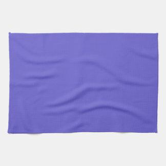 Solid Cornflower Blue Kitchen Towel