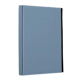 Solid Dusk Blue iPad Folio Cases